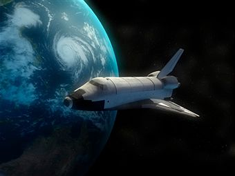 Shuttle with Schumann Resonator